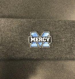 Mercy Earband Gray Knit