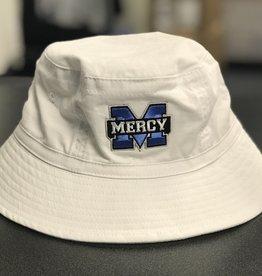 Mercy Youth Bucket Hat - White