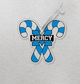CDI Corp Mercy Candy Cane Ornament