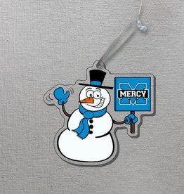 CDI Corp Mercy Snowman Ornament