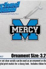 CDI Corp Mercy Power M Ornament