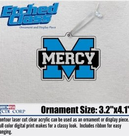 CDI Corp Mercy Power M Ornament