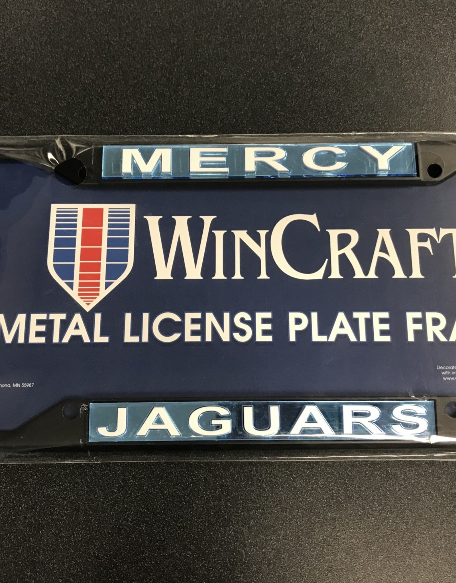 WINCRAFT Mercy License Plate Frame