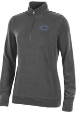 Mercy Alumna Gray Fleece Quarter Zip
