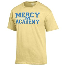Gear for Sports Mercy Jaguars Butter Yellow Tee