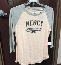 Mercy Baseball Tee