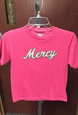 Mercy Pink Short Sleeve Youth T-Shirt
