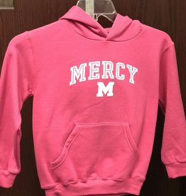 Mercy Pink Youth Hoodie