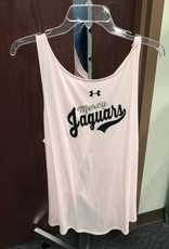UNDER ARMOUR Mercy Academy Pink Athletic Tank Top