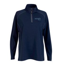 Uniform Quarter Zip - Navy
