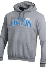 CHAMPION Mercy Academy Jaguars Gray Hoodie