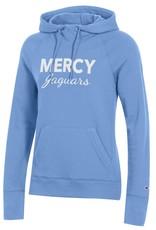 CHAMPION Mercy Jaguars Blue Script Hoodie