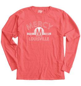 "Mercy Academy Est. 1885 ""M"" Long Sleeve T-Shirt"