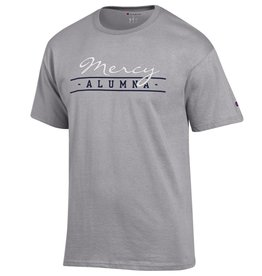 CHAMPION Mercy Academy Alumna Script Short Sleeve T-Shirt