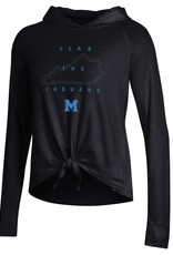 UNDER ARMOUR Fear the Jaguars Tie Knit Hoodie