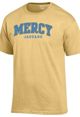 Gear for Sports Mercy Jaguars Yellow & Blue T-Shirt