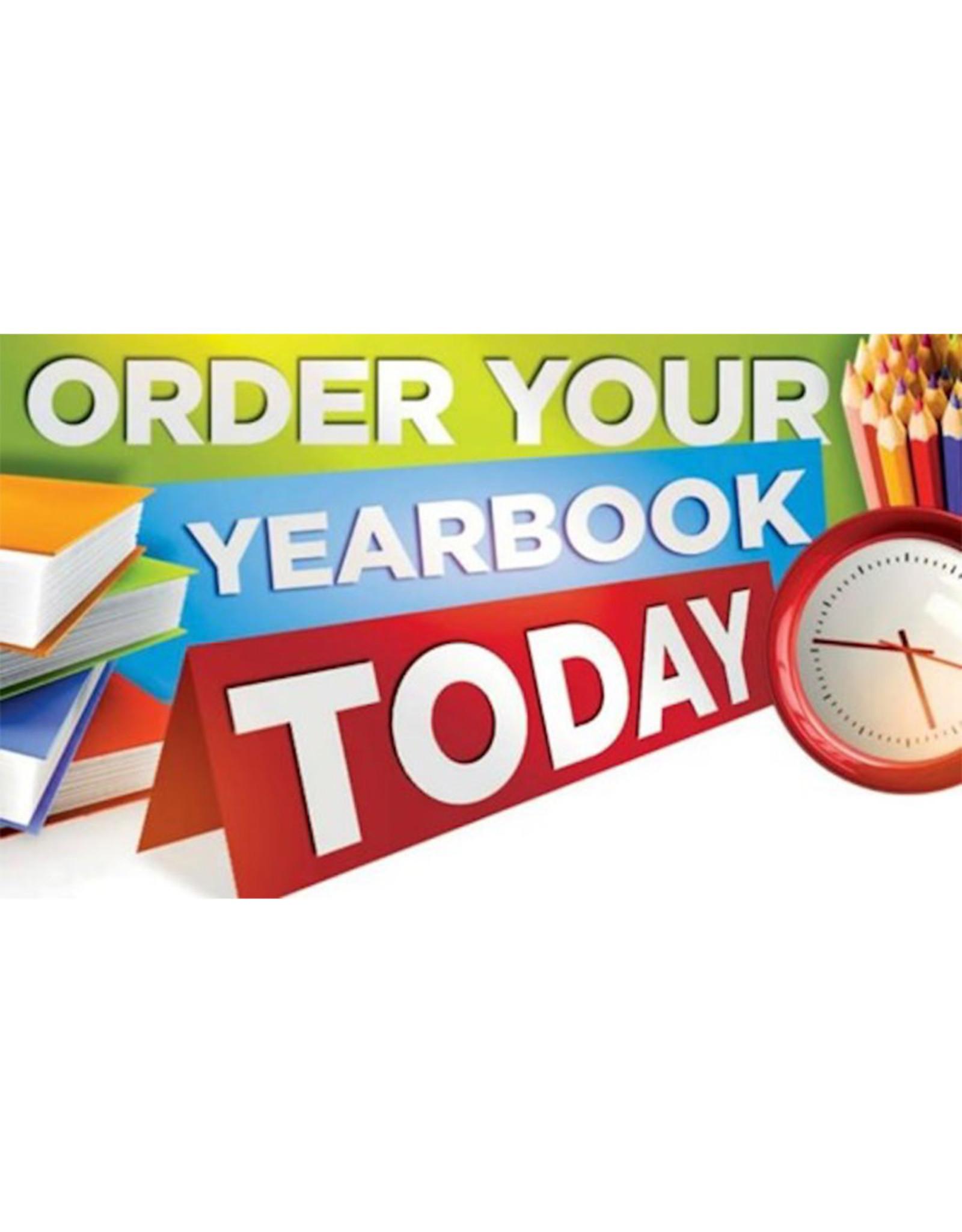 Yearbook 2020-21 School Year