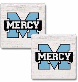 Jardine Associates 2 Pack Mercy Coaster Set