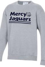 CHAMPION Youth Mercy Jaguars Fleece Crew