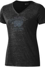 Gear for Sports Mercy Jaguars V Neck Tee