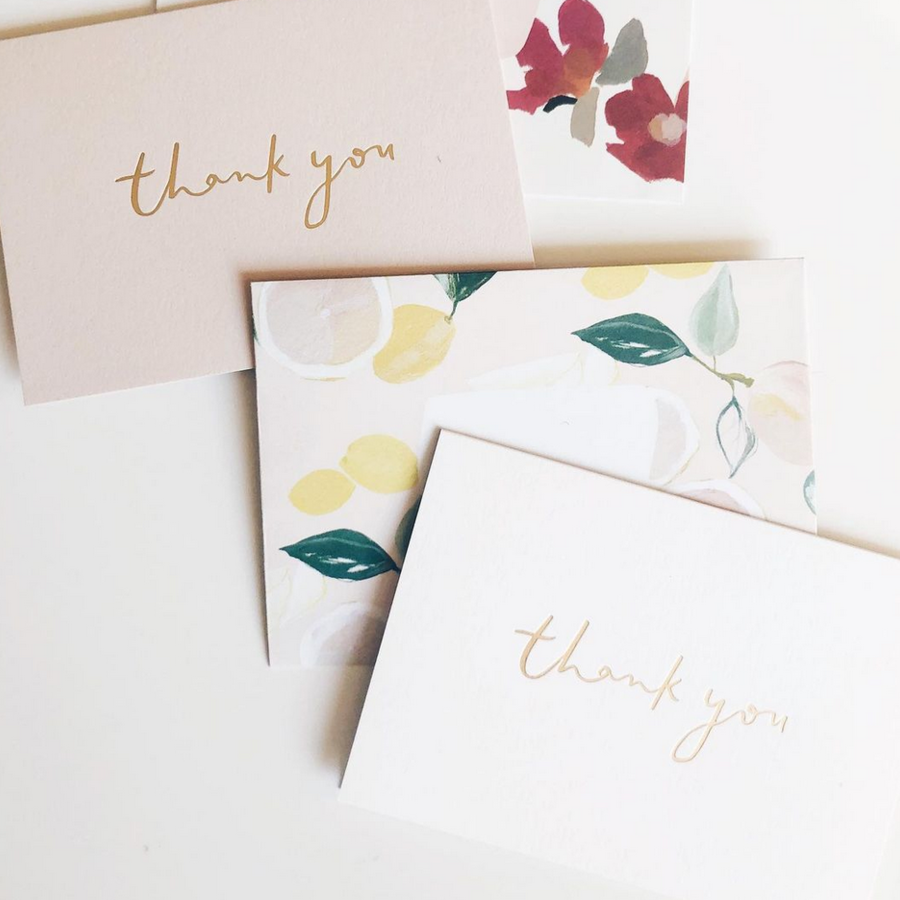 Boxed Stationery