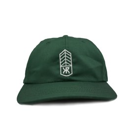Know Your Roots Spruce Dad Hat GRN