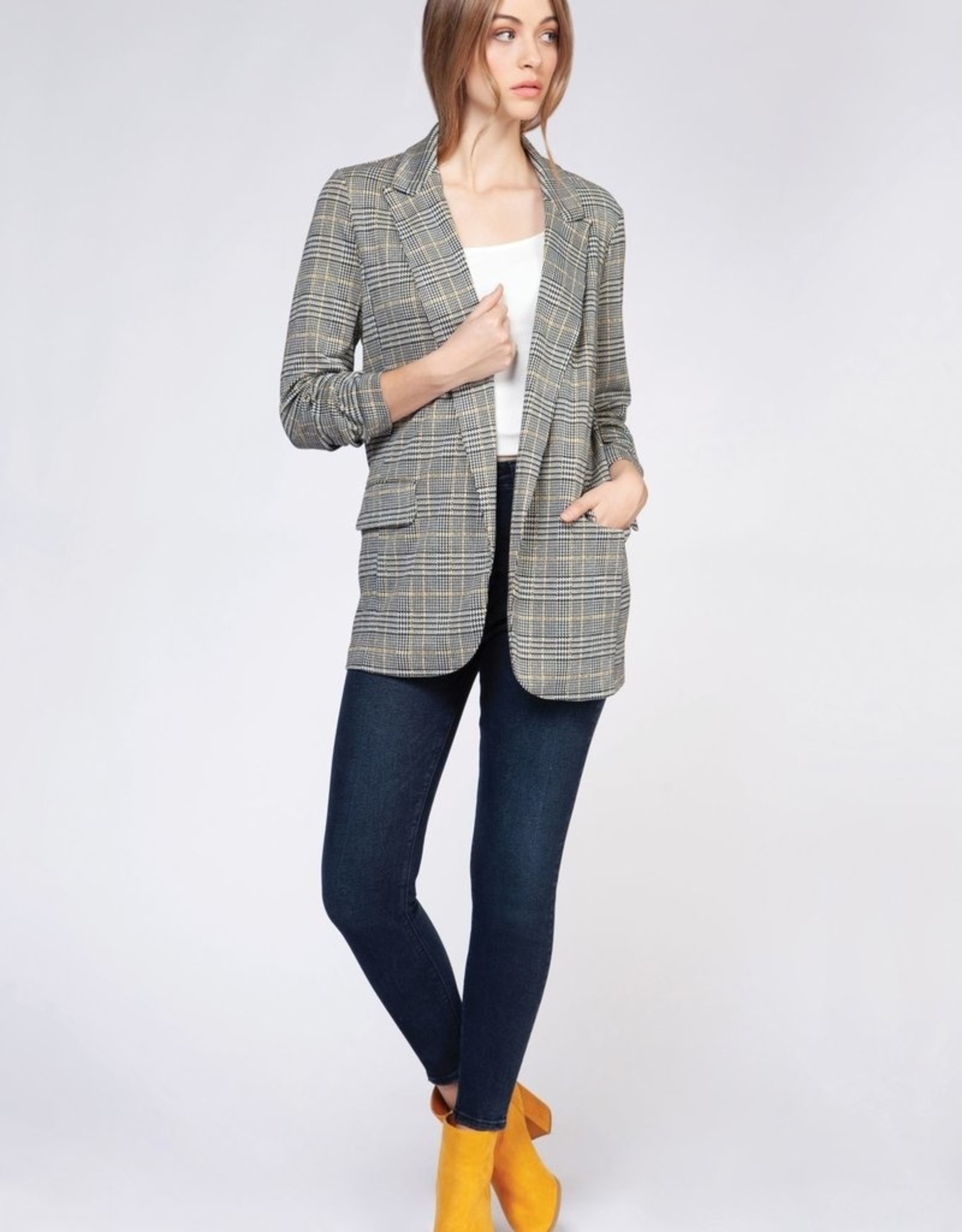 Dex Check Blazer