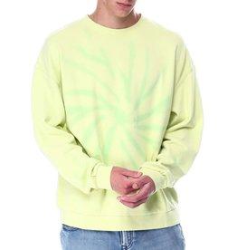 Kuwallatee Garment Dyed Crewneck Sweatshirt-  Neon