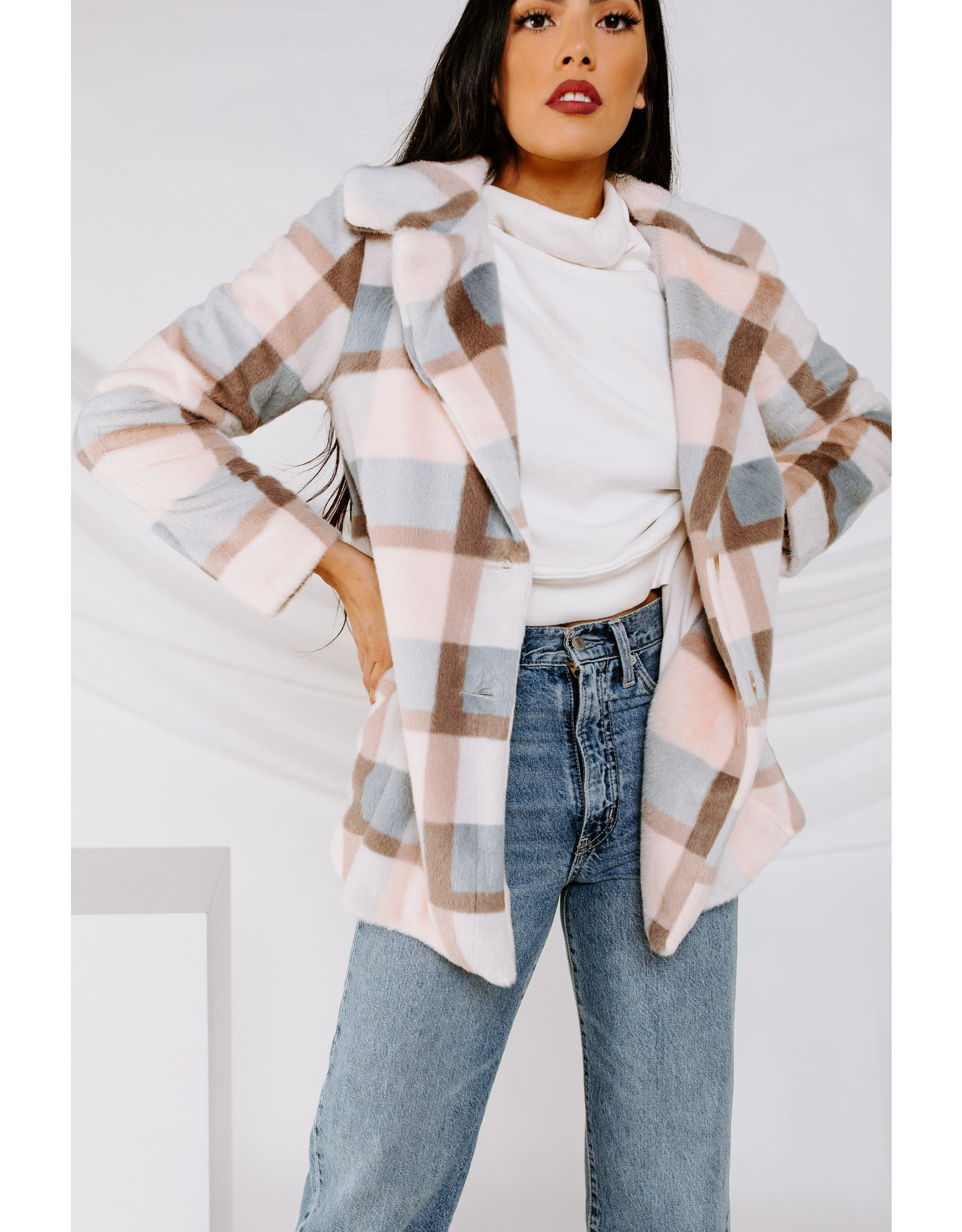 Z-Supply Carmen Plaid Coat