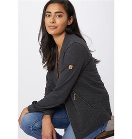 Ten Tree Tulita Quilted Bomber Jacket