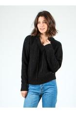 Rusty Alexa Hooded Knit