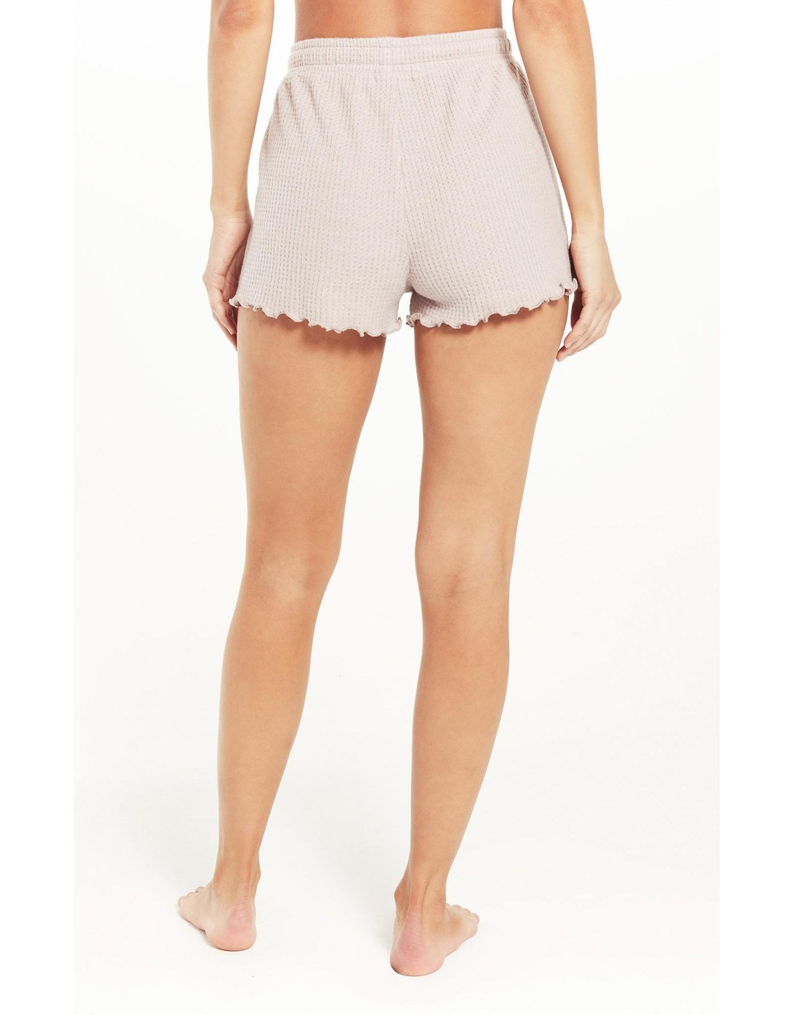 Z-Supply Frills Thermal Shorts