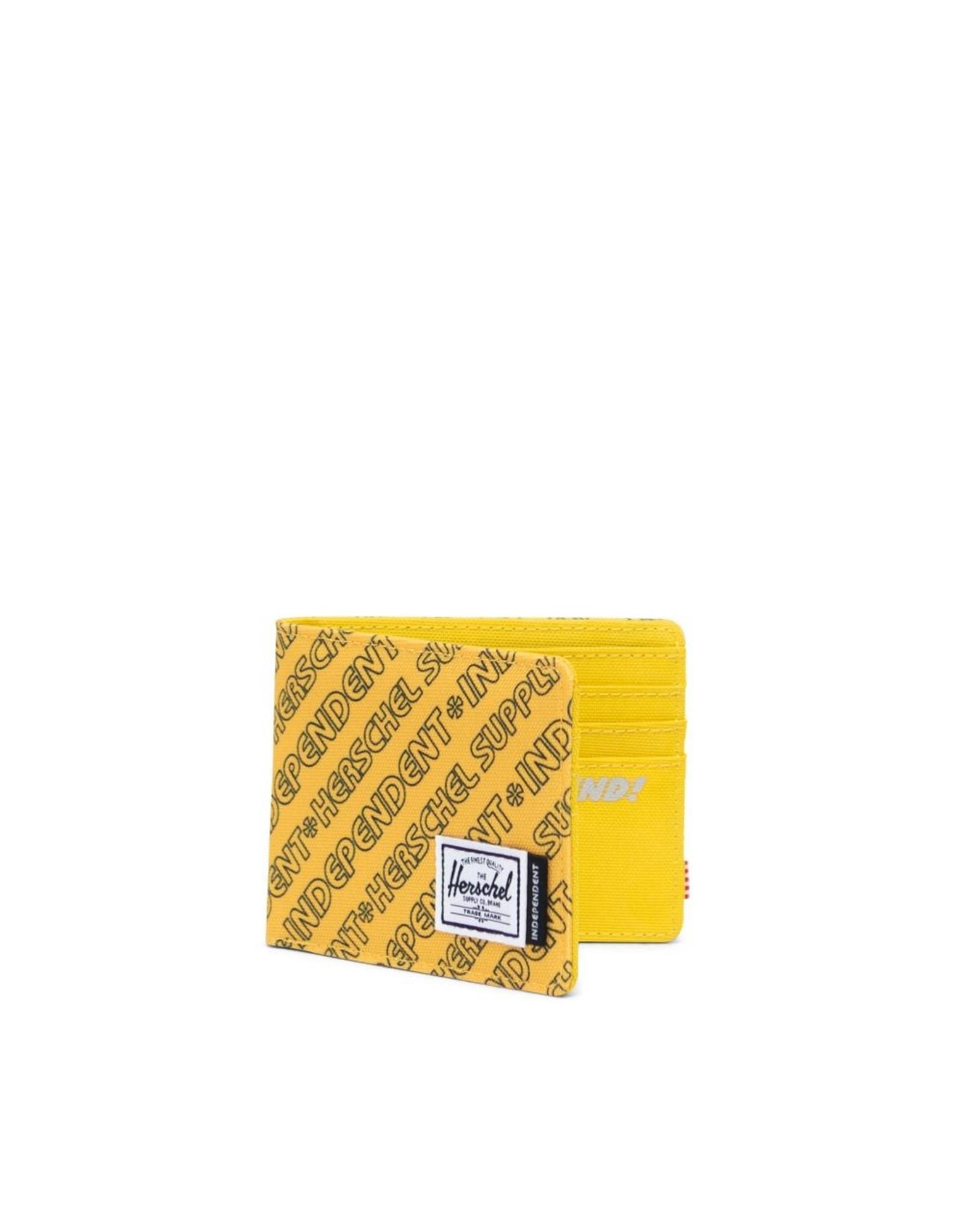 Herschel Roy Wallet - Independent Unified Yellow