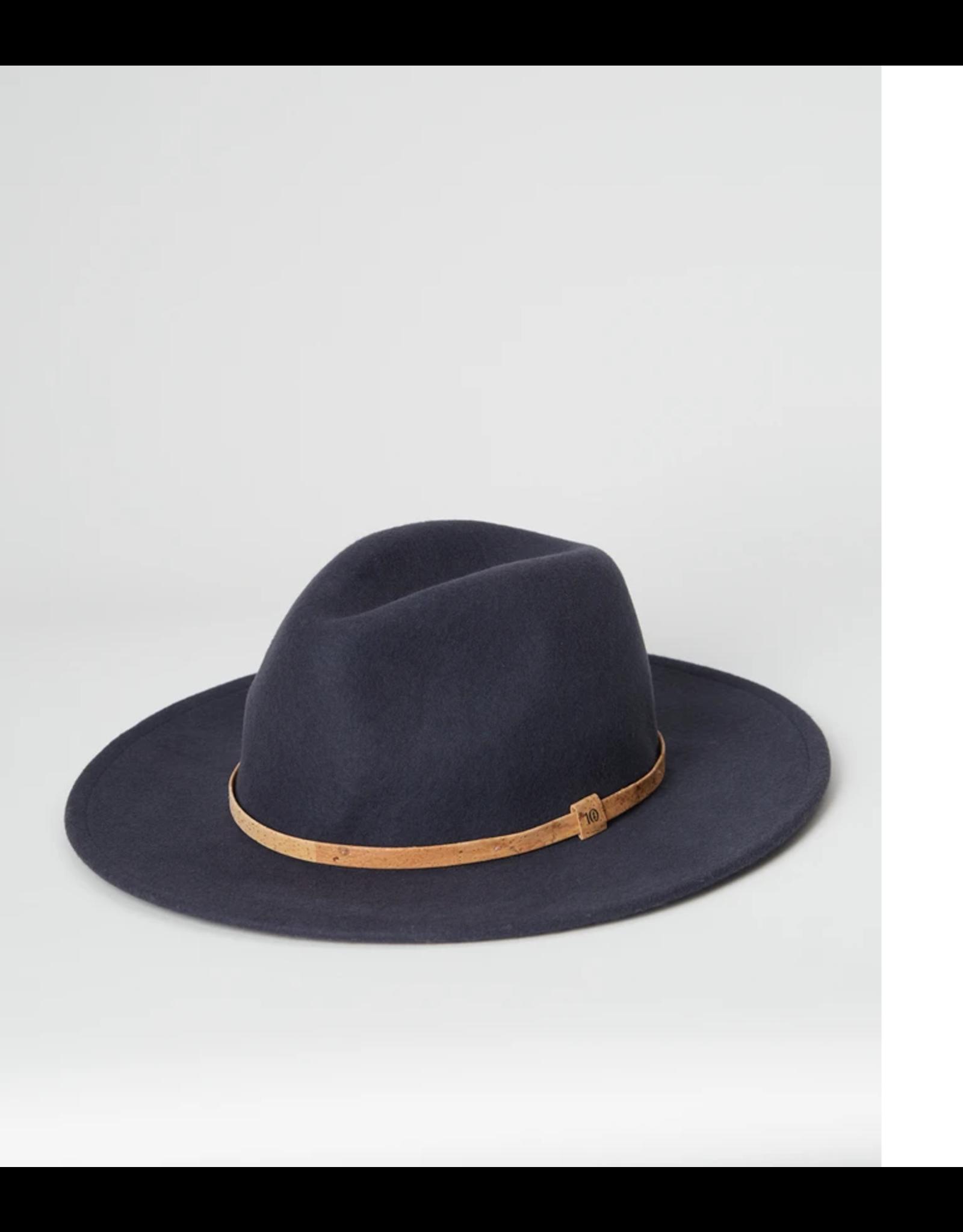 Ten Tree Festival Hat (Dark Ocean Blue)