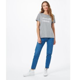 Ten Tree Basically Hiking T-Shirt (Heather Grey)