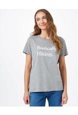 Ten Tree Basically Hiking T-Shirt (Heather Grey)
