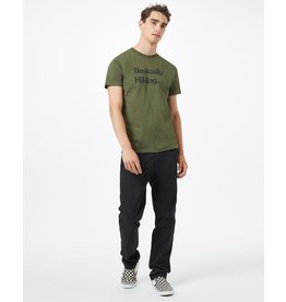 Ten Tree M Basically Hiking Classic T-Shirt (Olive Night Green)