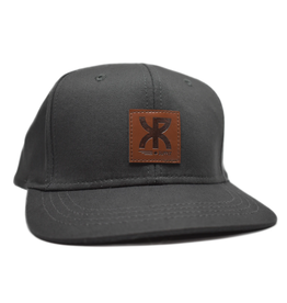 Know Your Roots Supply snapback GRY