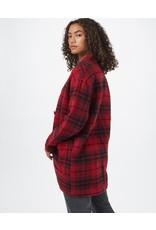 Ten Tree Flannel Cocoon Cardigan