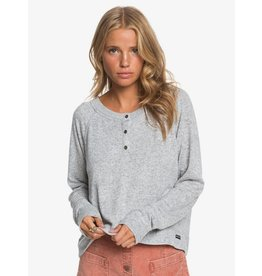 Roxy Take It Home Cosy Long Sleeve Sweatshirt