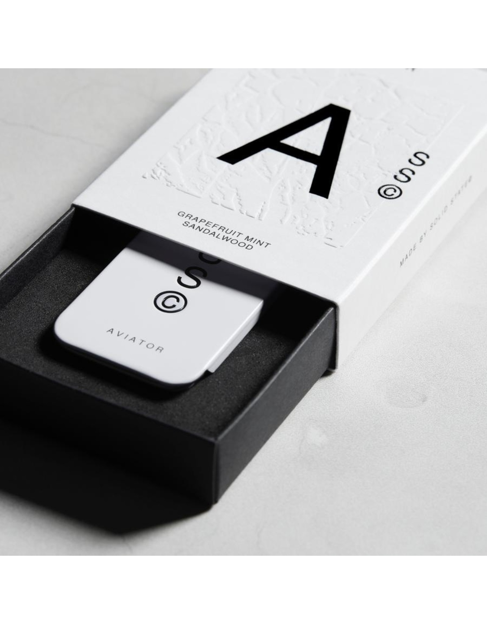 Solid State Aviator Cologne