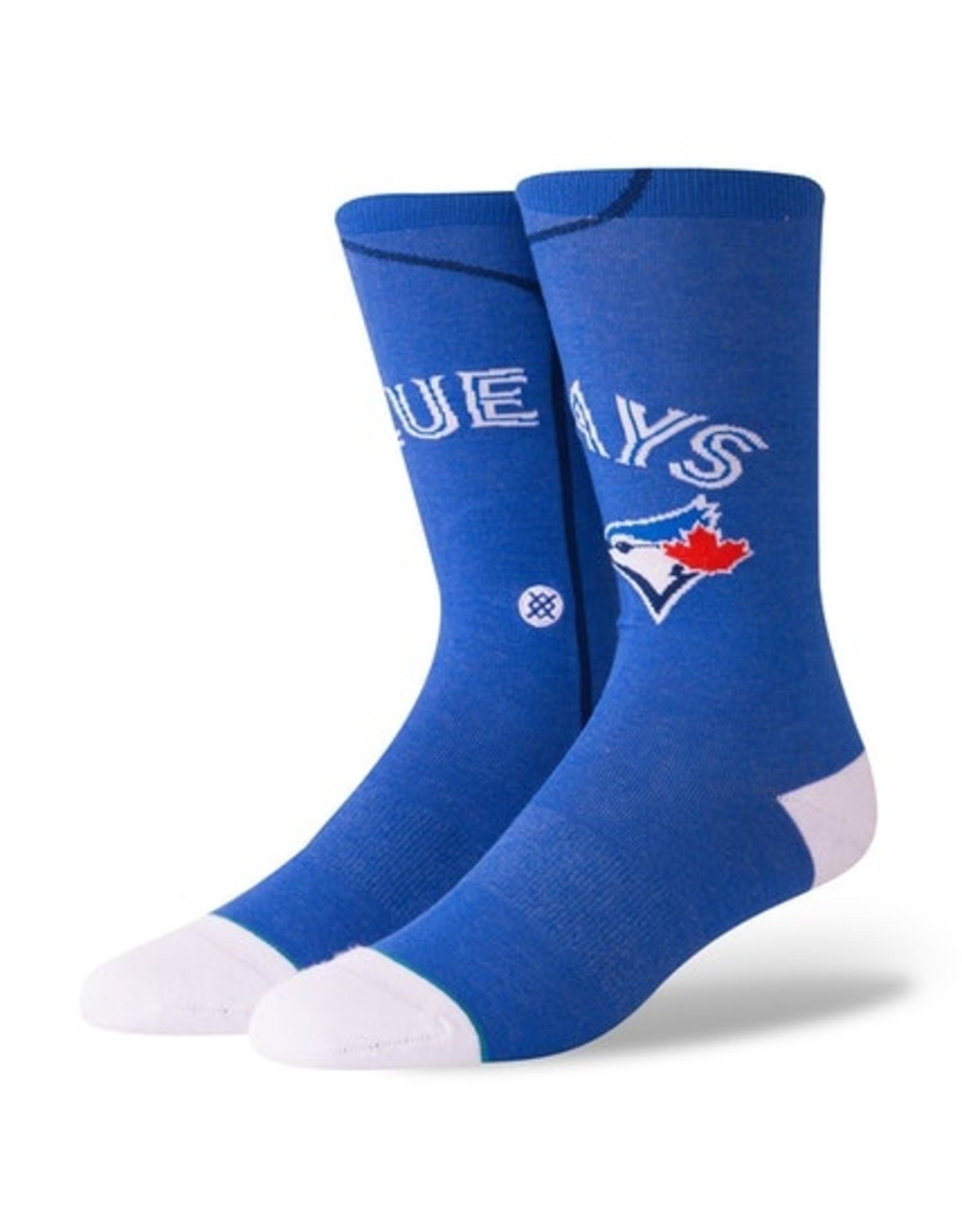 Stance Alternate Jersey Sock Toronto Blue Jays Blue Socks