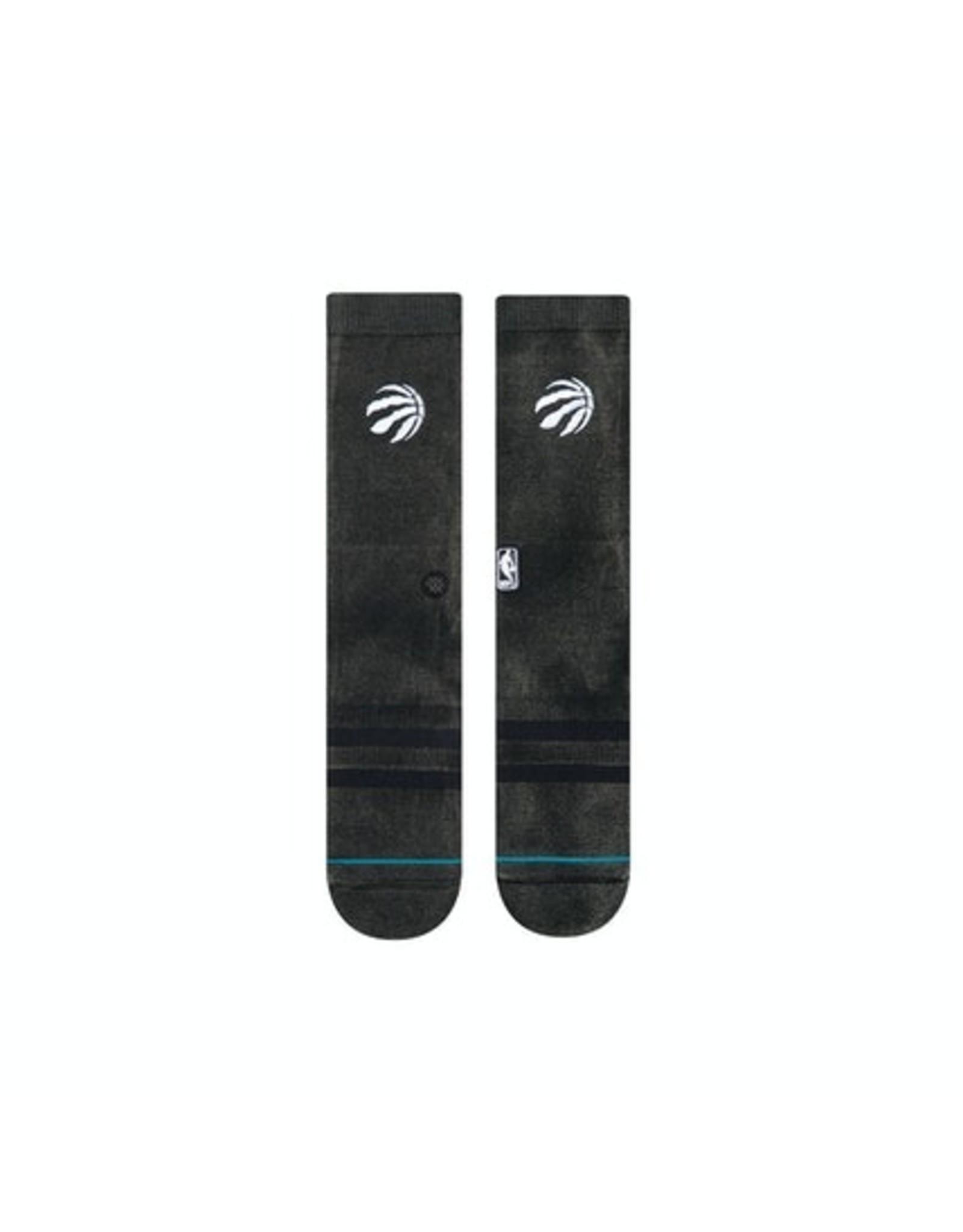 Stance NBA RAPTORS BLACKTOP SOCKS