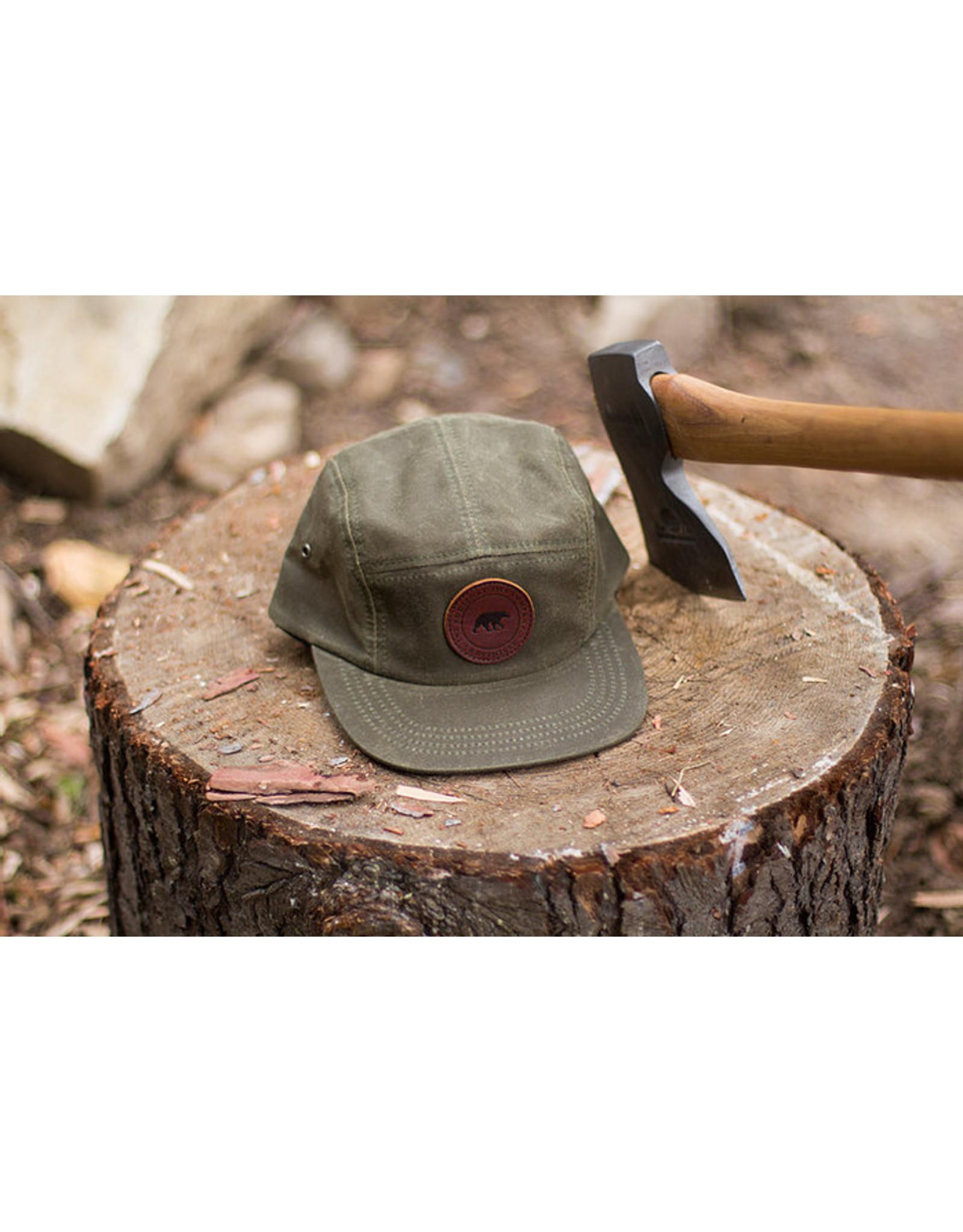 Kootenay Life Waxed Adventure Hat