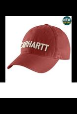 Carhartt Block Logo Canvas Hat