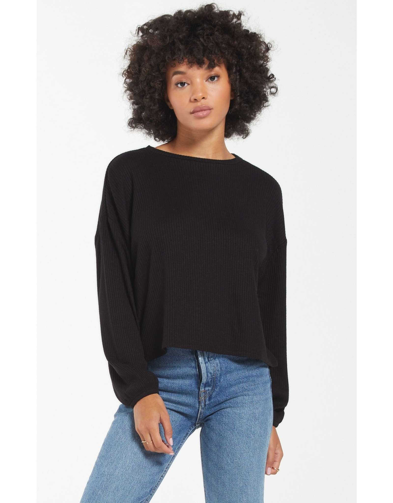 Z-Supply Annie Long Sleeve Top