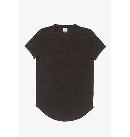 Kuwallatee Linen Hi-Lo Scoop T-Shirt