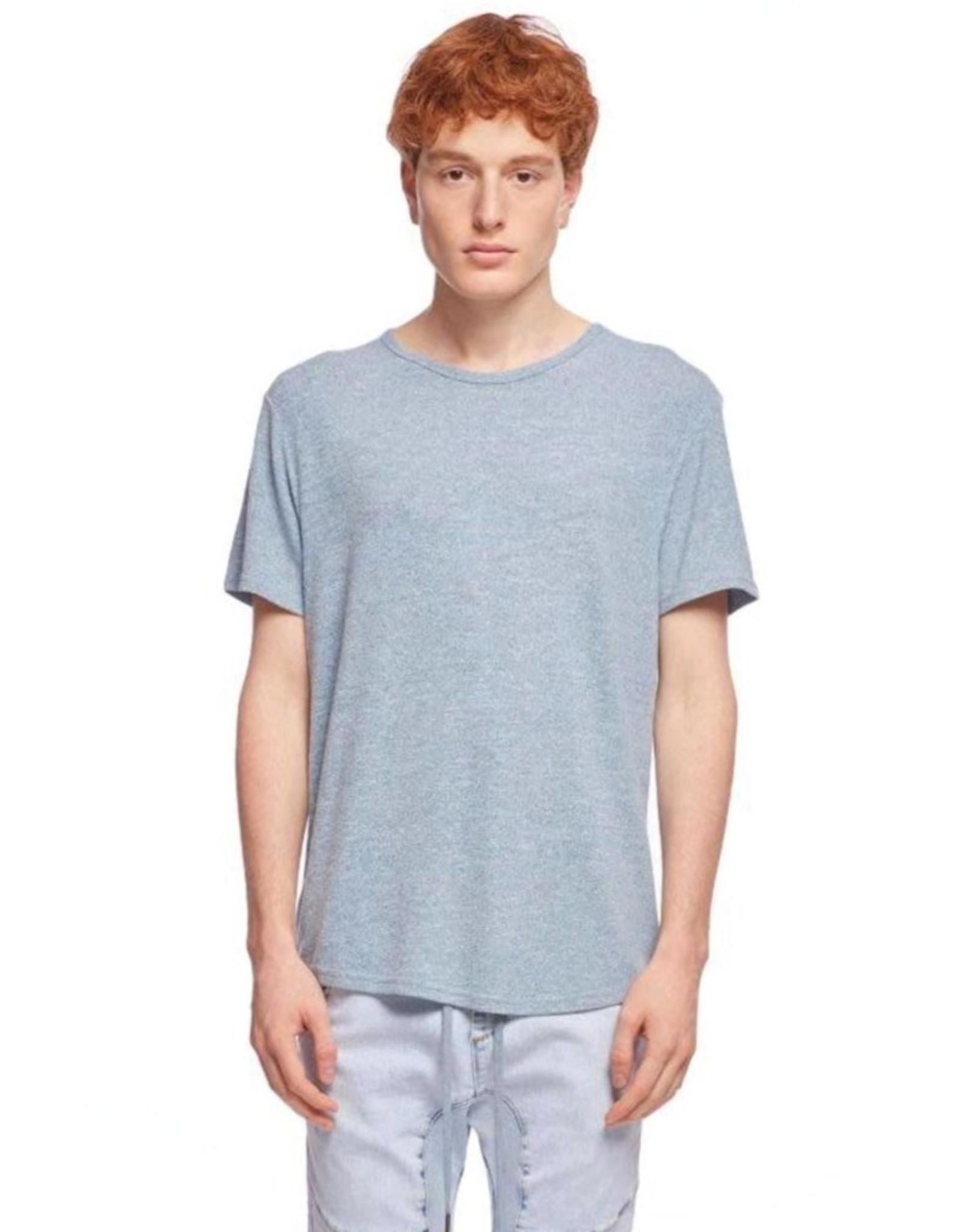 Kuwallatee Marled Hi-Lo Scoop T-shirt