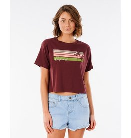 Rip Curl TALLOWS CROP TEE