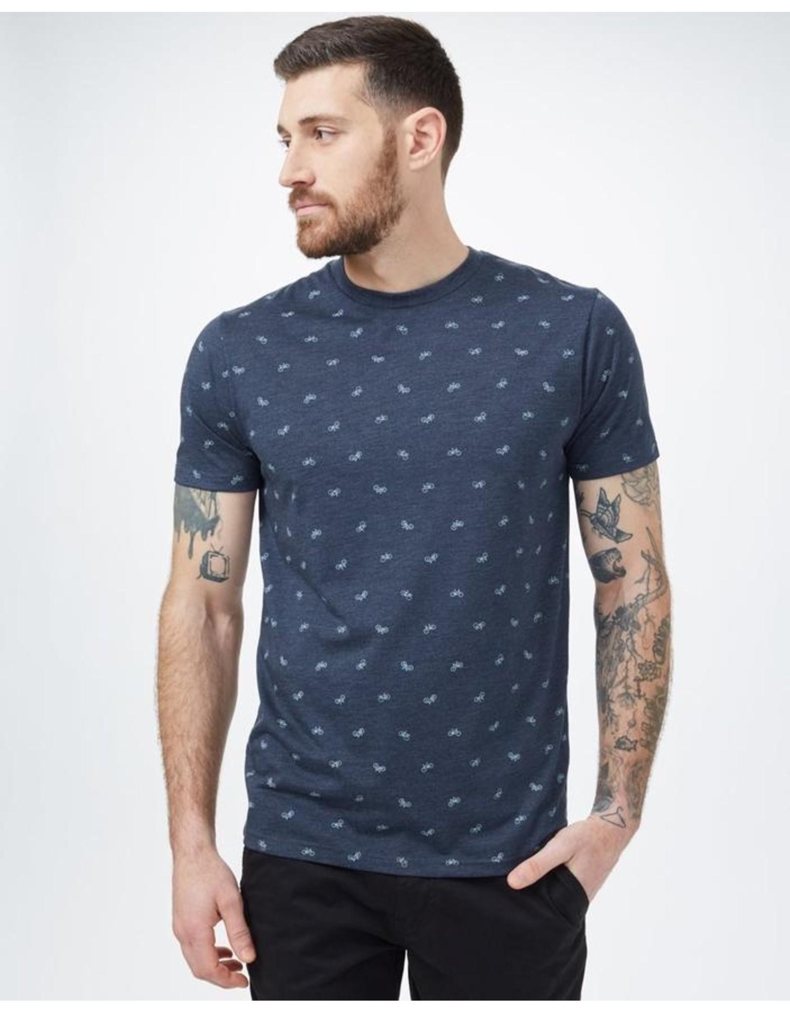 Tentree Bike Around Print T-Shirt